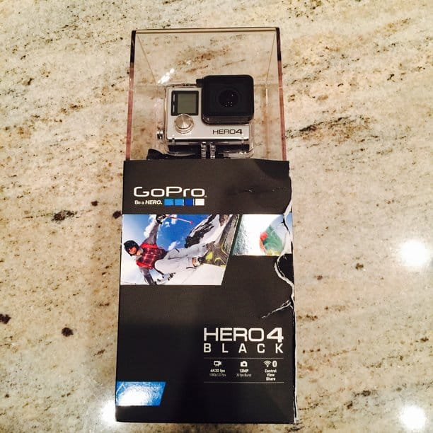 go pro hero 4 review