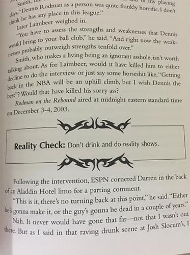 Dennis Rodman Reality Check