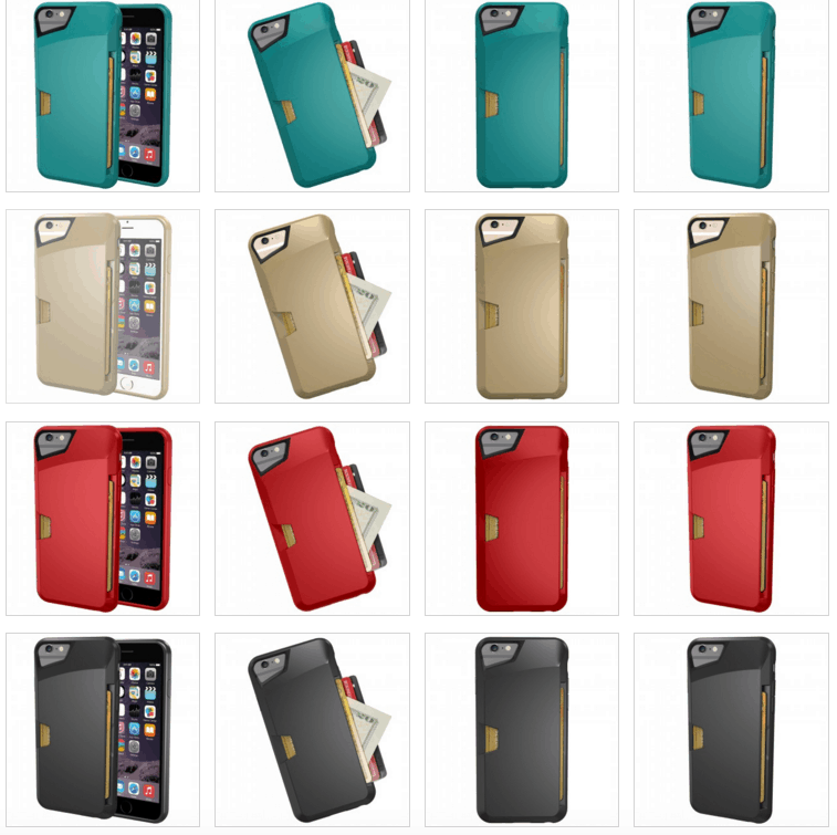 Iphone Wallets & Covers
