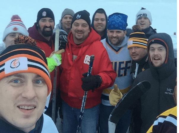 Brainerd Ice Fishing Tournament Pic