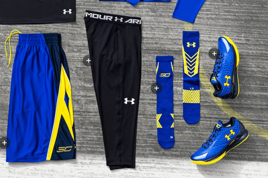 Where to buy stephen curry under armour gear for Stephen curry under armour shirt