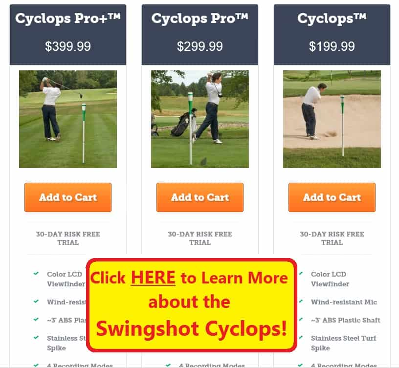 Swingshot Cyclops Pro review