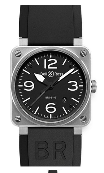 Bell & Ross Black Dial Watch