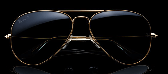 The most classic Ray Bans