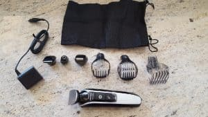 electric beard and hair trimmer from philips norelco