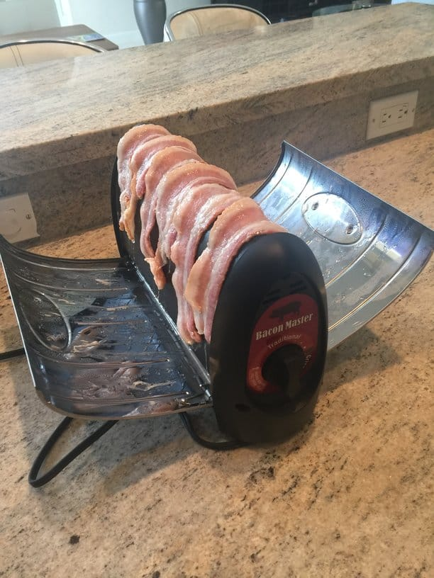 Cooking Crispy Bacon