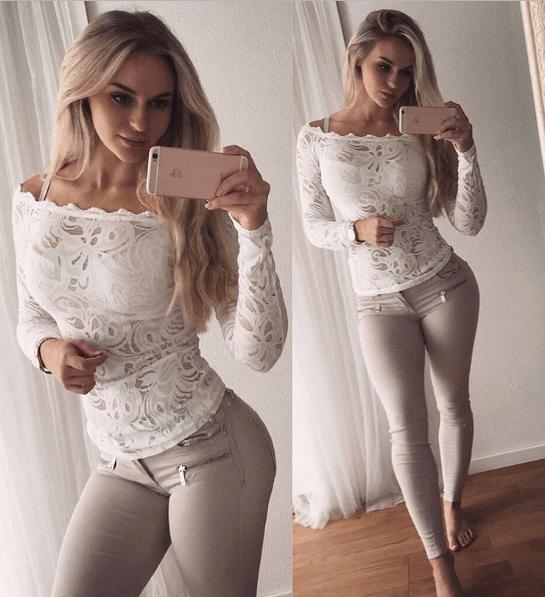 anna nystrom selfie
