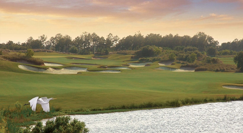 best golf trips for guys in US