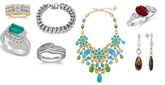 buy her jewelry for christmas gift