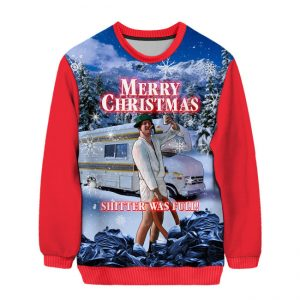 cousin eddie ugly xmas sweater