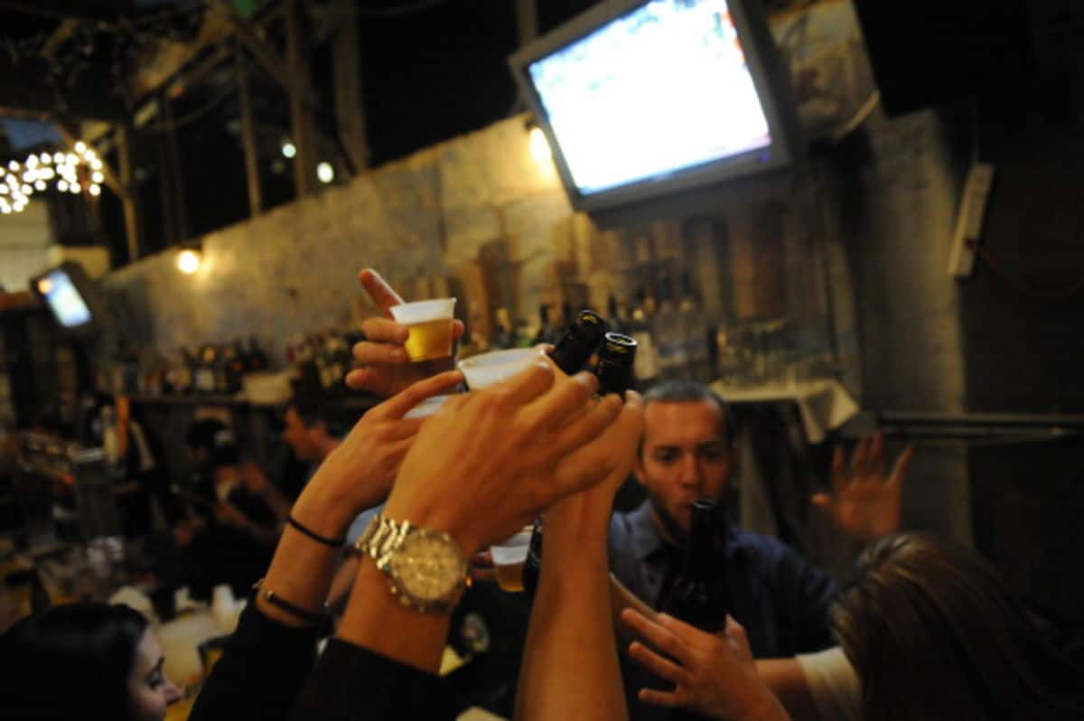 Why Thanksgiving Eve is the Biggest Drinking Night of the Year