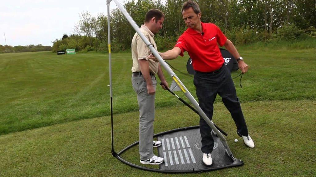 Golf Swing Plane Training
