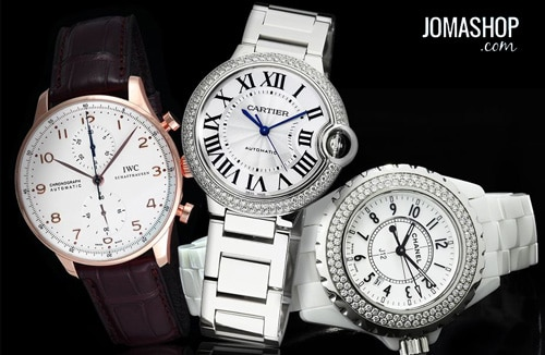 buy watches at jomashop.com