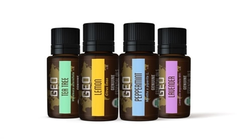starter kit from Geo Essential oils