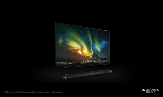 w series tv from lg