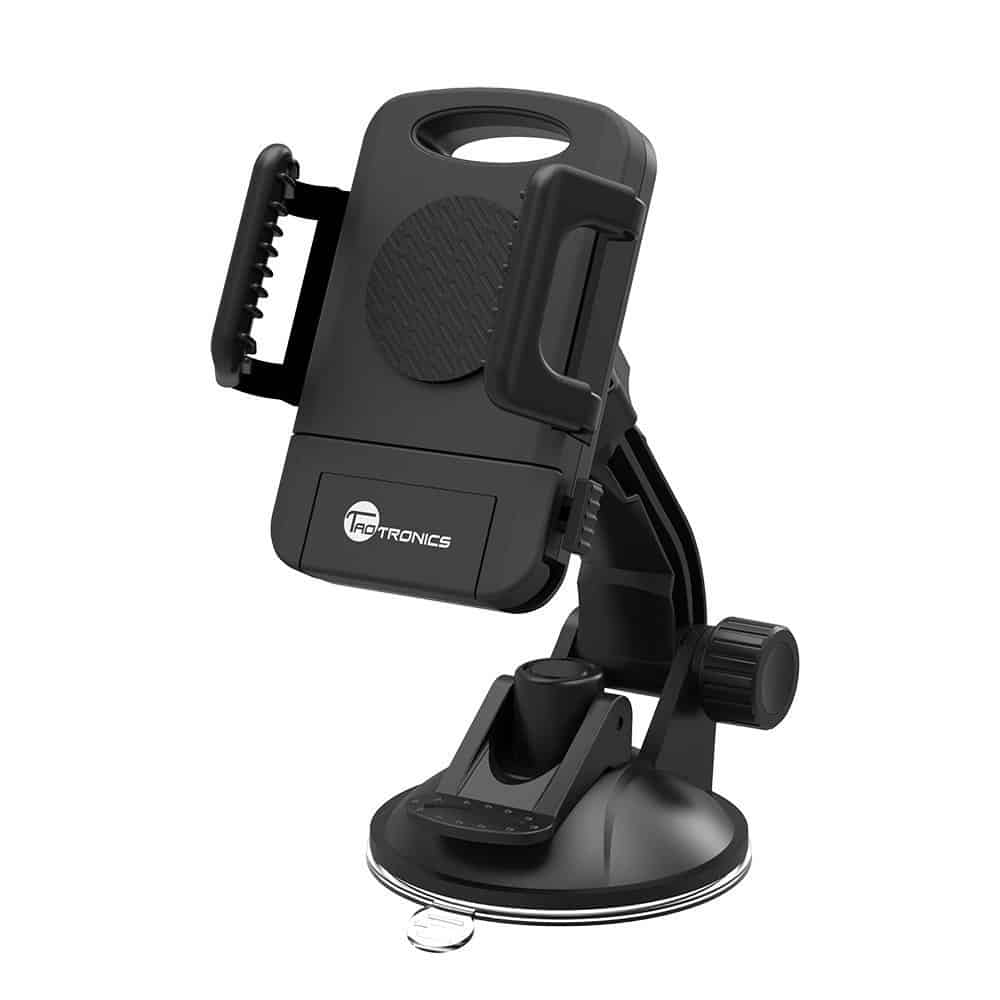 taotronics dashboard phone mount review