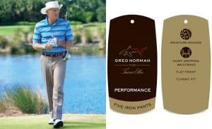 Greg Norman Pants