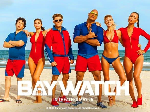 Baywatch apparel