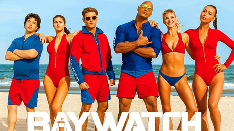 Under Armour Baywatch Apparel Has Arrived