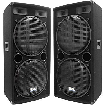 Why You Should Consider Buying DJ Speakers for Use at Home