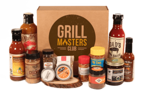 subscription box grillmasters club