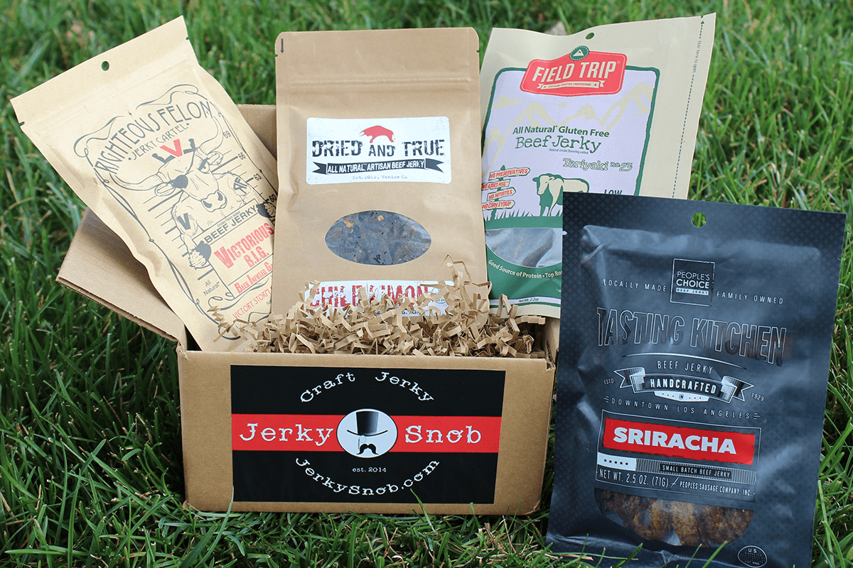 subscription box jerkysnob review
