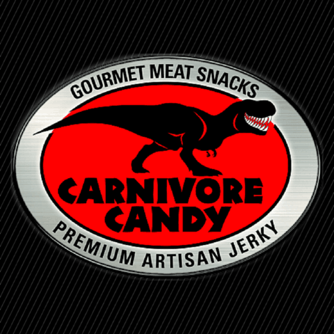 beef jerky snacks from Carnivore Candy