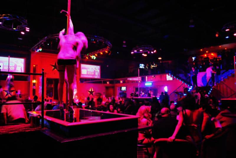 Visit Bucks Cabaret during your Dallas bachelor party