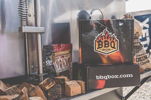 what you get in a bbqbox.com delivery