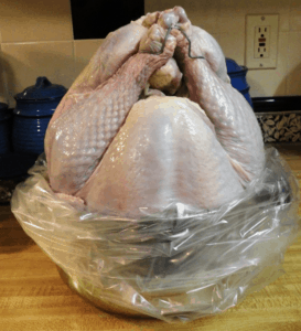 brining a turkey in a bag