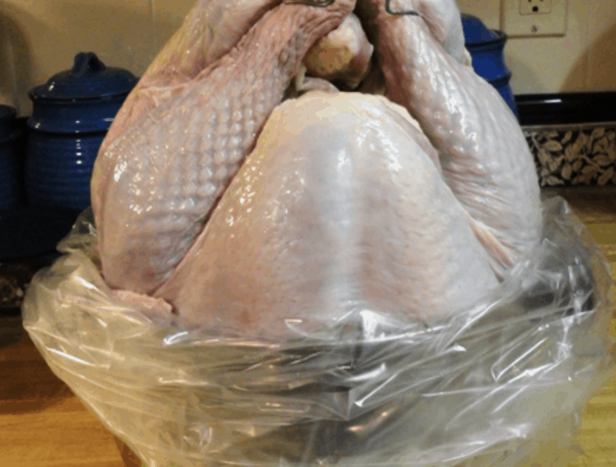 What is Brining a Turkey
