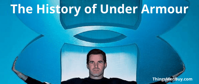 The History of Under Armour