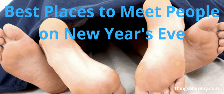 Best Places to Meet People on New Year's Eve