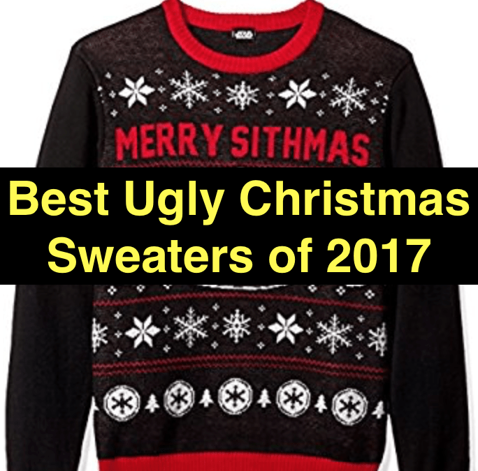 Best Ugly Christmas Sweaters of 2017