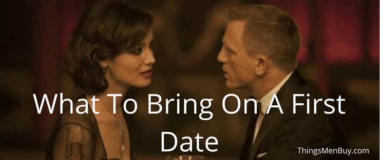 Things to bring on a first date