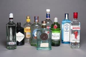 best brands of gin