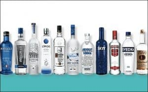What Are The Best Brands of Vodka
