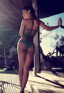 nude butt of Candice Patton