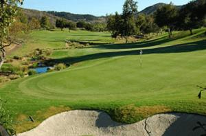 Maderas public golf course in San Diego