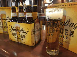 New Yuengling Golden Pilsner
