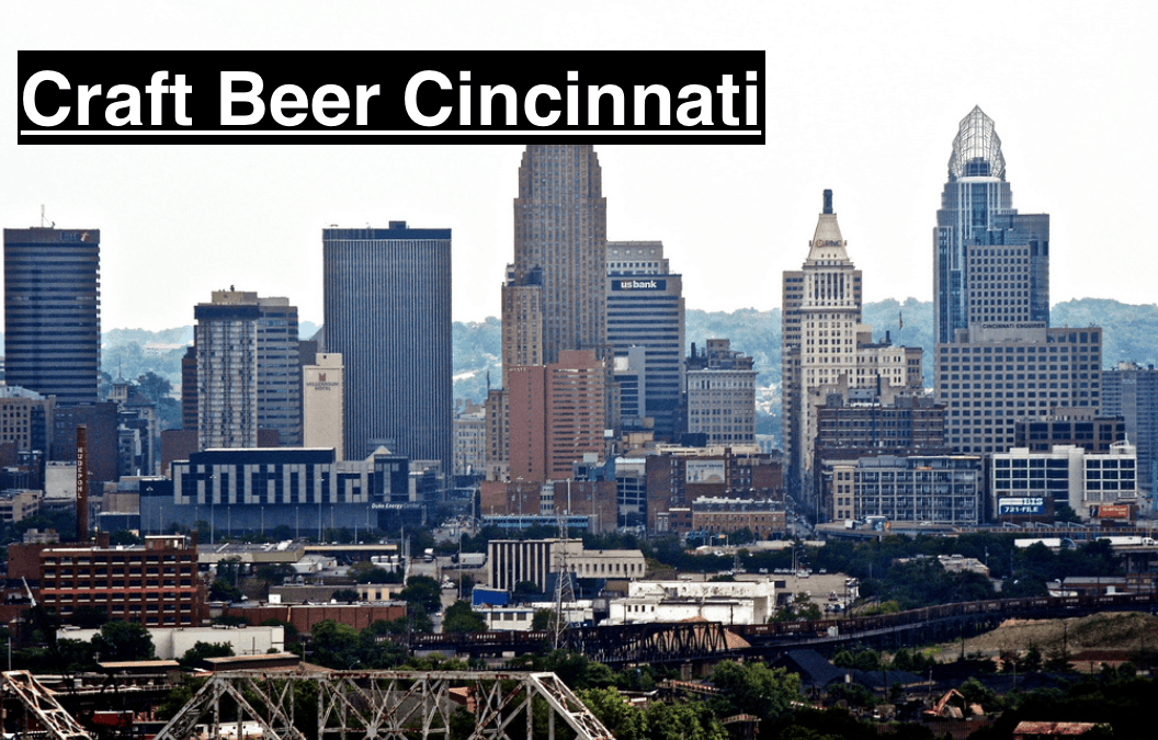 Craft Beer Cincinnati-The Tour Continues