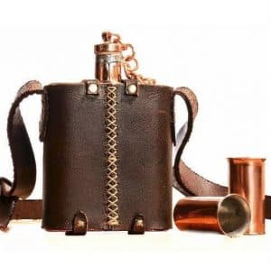 This Ethan Allen Flask by Jacob Bromwell is truly amazing!