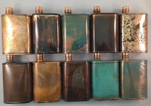 Jacob Bromwell Flasks