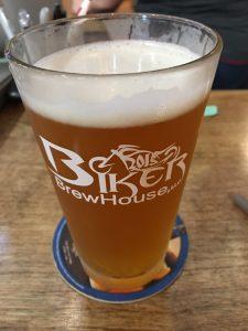 Iron Hop IPA beer
