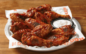 New Hooters Fresh Chicken Wings