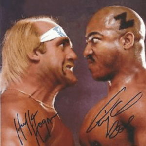 No Holds Barred Movie with Hulk Hogan and Zeus