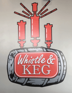 Whistle and Keg Craft Beers Bar