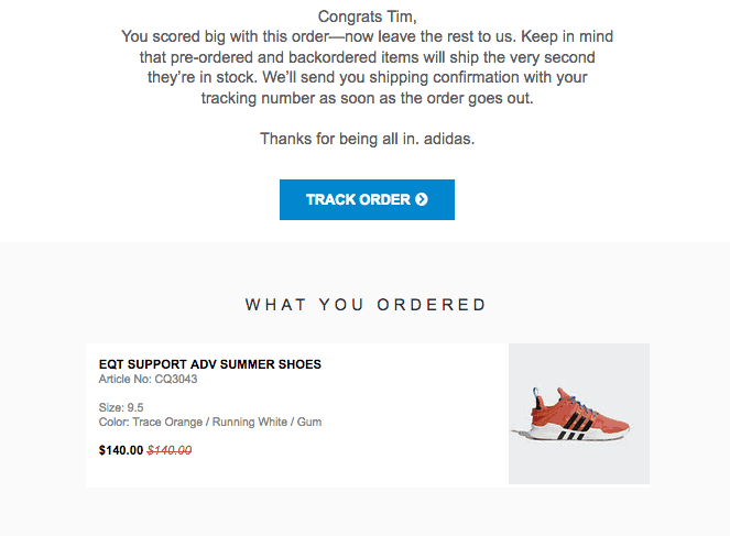 E Q T Shoes
