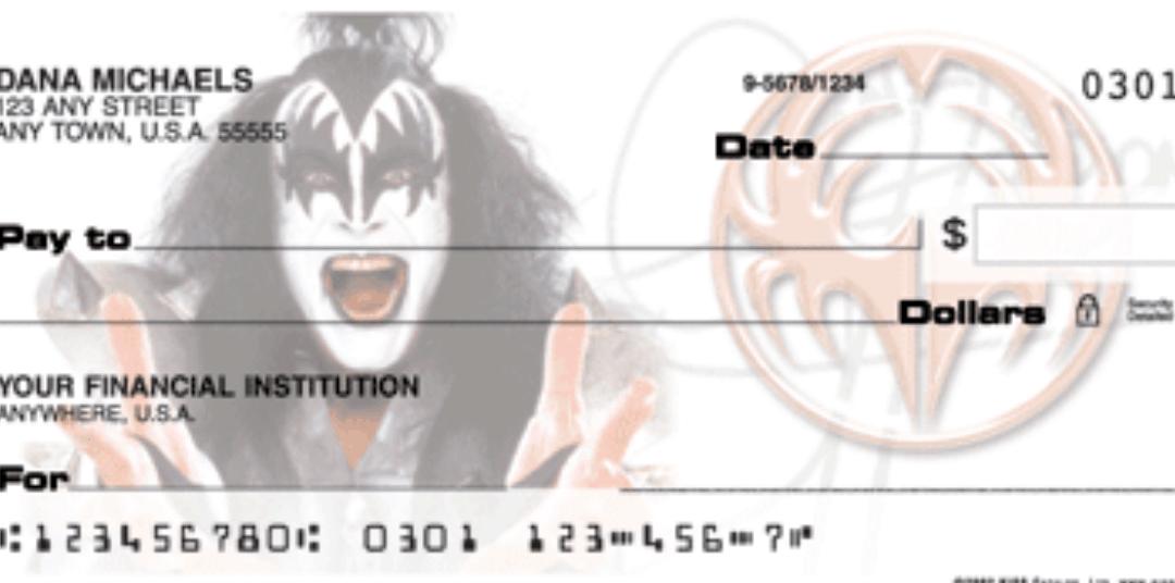 Custom Checks – Order checks online or buy at the bank