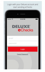 Use eChecks with Your Mobile Devices